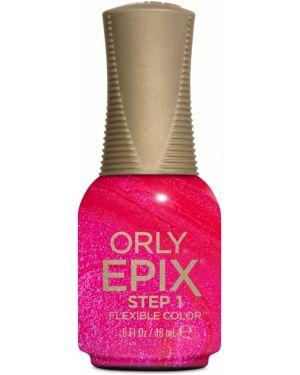 Розовый лак для ногтей эластичный Orly