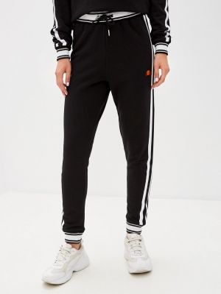 Спортивные брюки весенний черные Ellesse