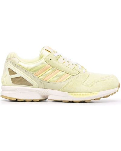 Tenisówki - żółte Adidas