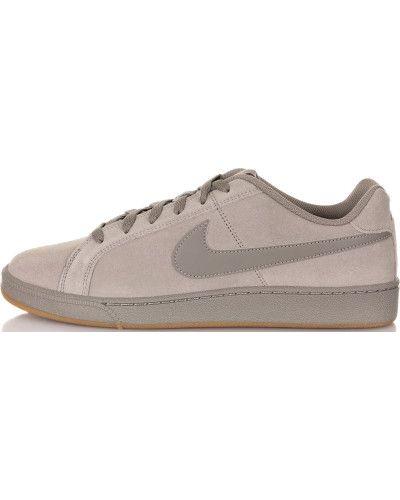 Бежевые кеды Nike
