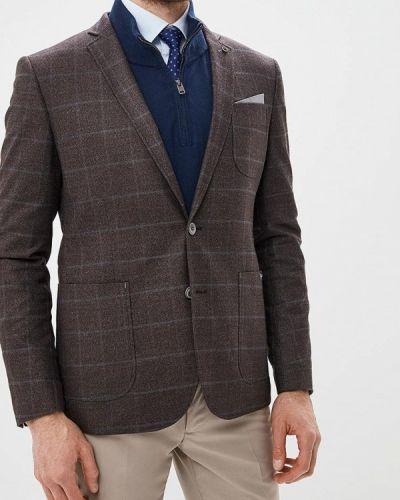 Пиджак коричневый Bazioni