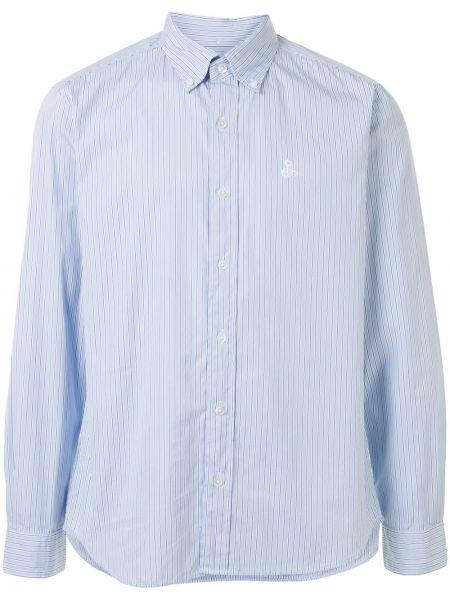 Классическая рубашка с воротником с вышивкой на пуговицах Sophnet.