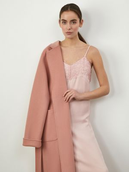 Платье платье-комбинация ажурное 12storeez
