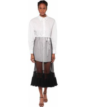 Платье миди из фатина макси Act N°1
