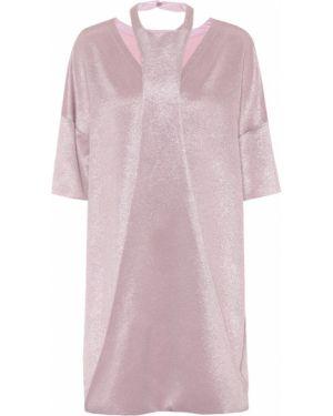 Платье мини облегающее с завышенной талией Valentino
