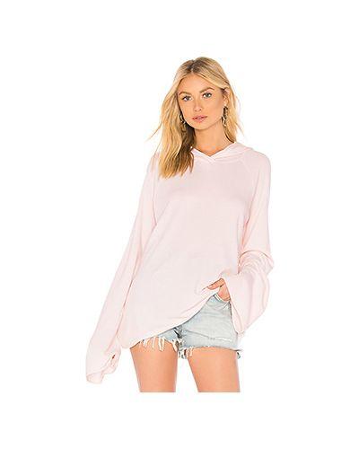 Розовый свитер La Made