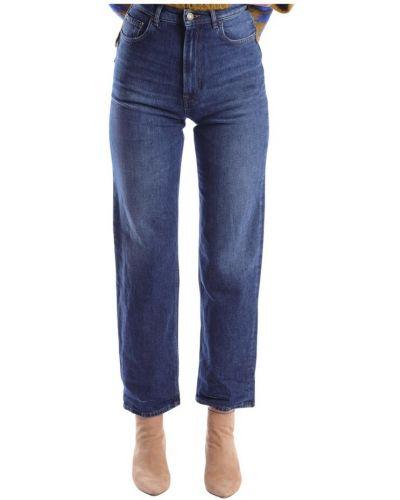 Niebieskie spodnie Haikure