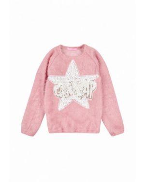 Розовый свитер Smile Time