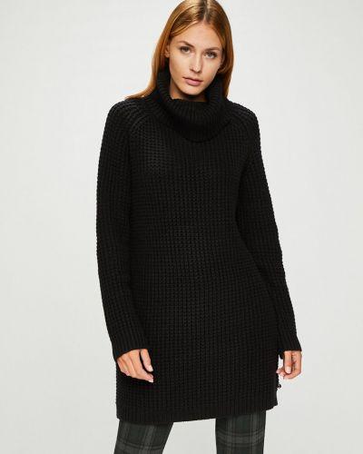 Вязаный свитер с узором длинный Roxy