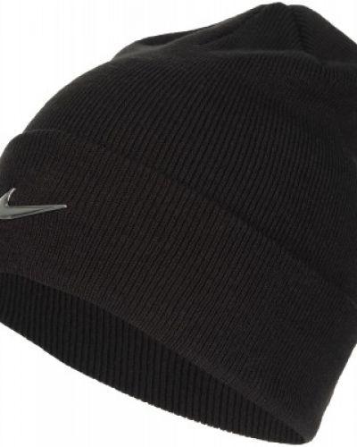 Шапка бини - черная Nike