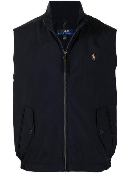 Жилетка с карманами на пуговицах без рукавов Polo Ralph Lauren