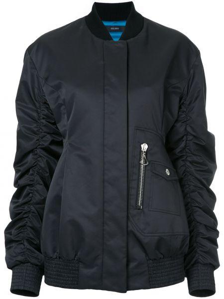 Хлопковая черная куртка Ellery
