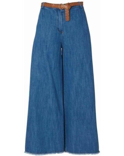 Niebieskie jeansy Tensione In