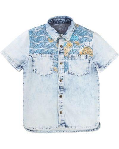 Брендовая рубашка с короткими рукавами Billybandit