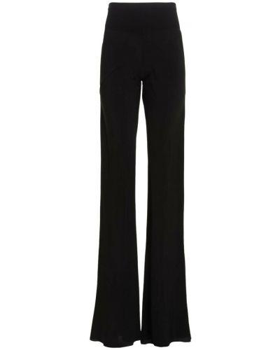 Spodnie - czarne Rick Owens