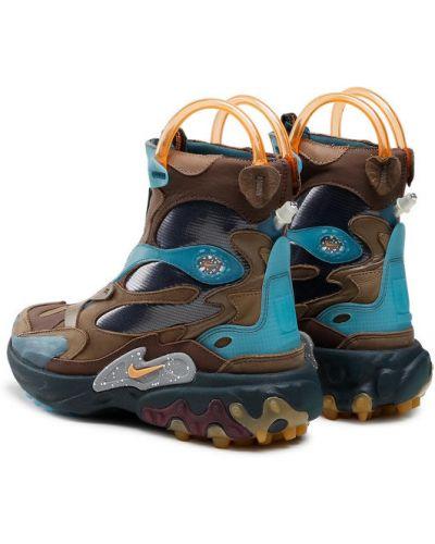 Sneakersy, brązowy Nike