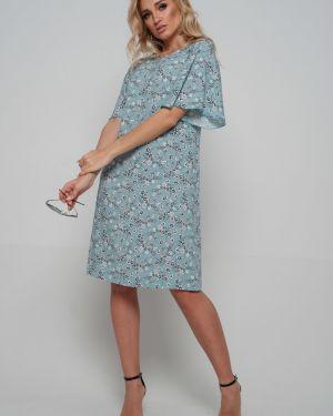 Платье платье-сарафан из вискозы Leleya