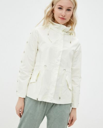 Облегченная белая куртка Tantra