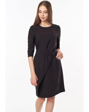 Платье миди классическое с поясом Victoria Filippova