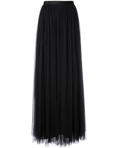 Плиссированная юбка макси с завышенной талией Needle & Thread