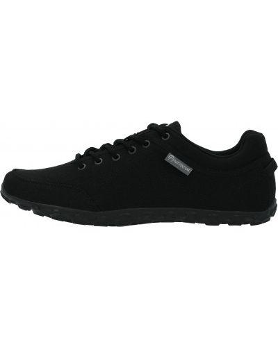 Облегченные черные полуботинки на шнуровке Outventure