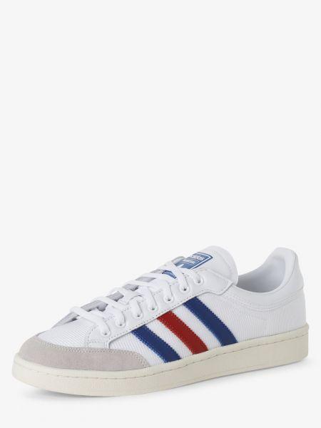 Biały sneakersy zabytkowe Adidas Originals