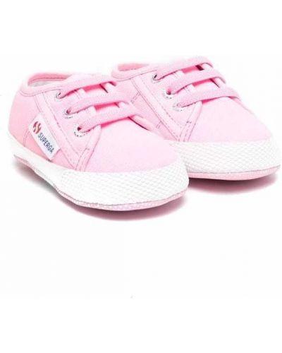 Top - różowa Superga Kids