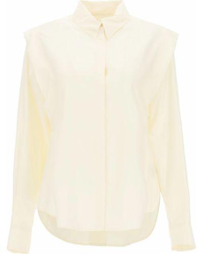 Koszula - beżowa Isabel Marant