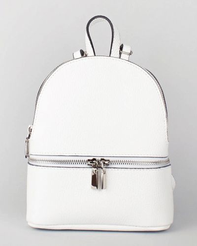 Белый городской рюкзак Bella Bertucci