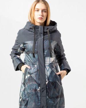 С рукавами серая куртка Grace