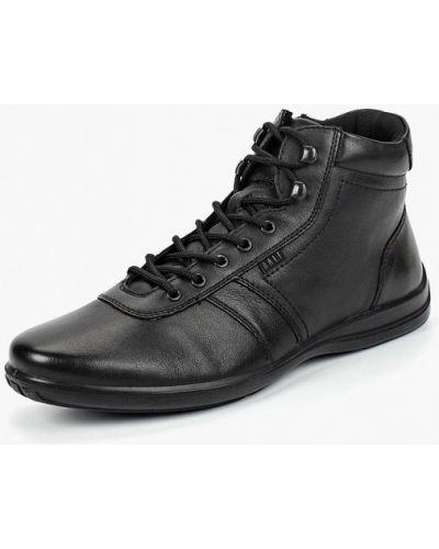 Ботинки осенние кожаные высокие Ralf Ringer