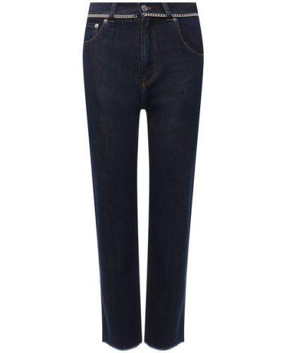 Хлопковые джинсы - синие N21