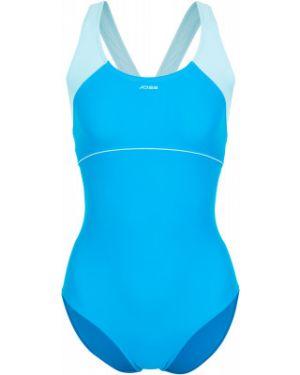 Спортивный купальник для бассейна синий Joss