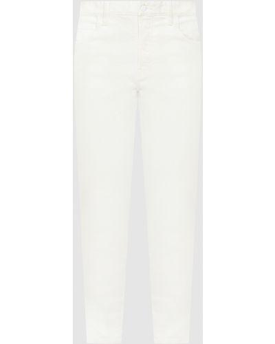 Бежевые джинсы Maison Margiela