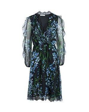 Коктейльное платье черное Blumarine