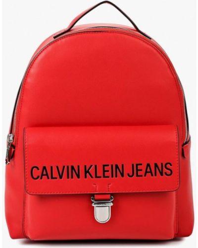 Коричневые джинсы Calvin Klein Jeans