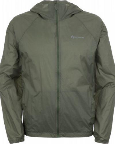 Куртка с капюшоном спортивная зеленая Outventure
