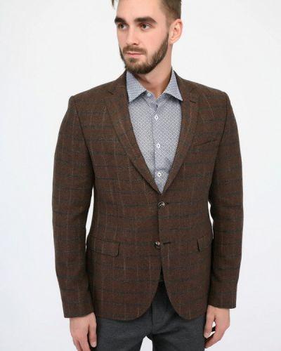 Пиджак итальянский коричневый Navi