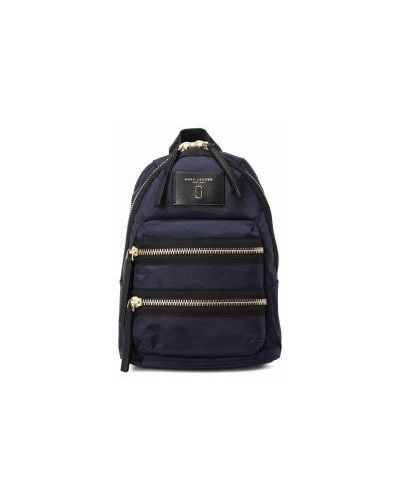 Рюкзак темно-синий синий Marc Jacobs