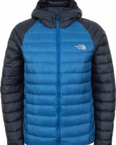 Куртка с капюшоном спортивная пуховая The North Face