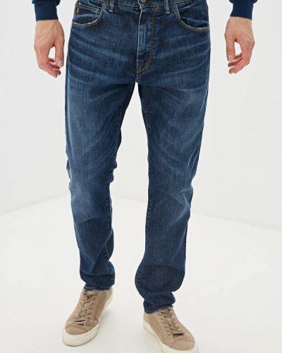 Прямые джинсы синий Rifle