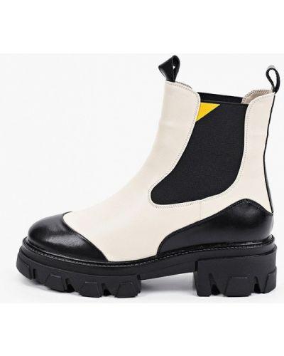 Белые зимние ботинки челси Wilmar