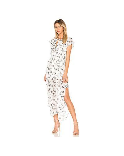 Платье с поясом с запахом на резинке Elliatt