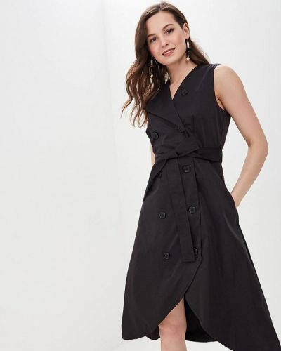 Платье - черное You&you