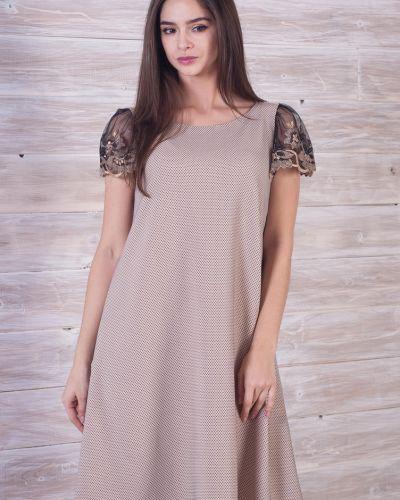 Платье трапеция азалия