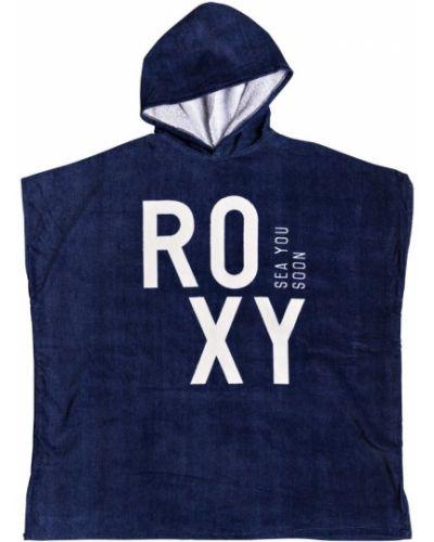 Синее пляжное платье Roxy