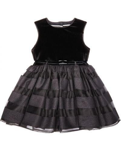Платье черное из органзы Mothercare