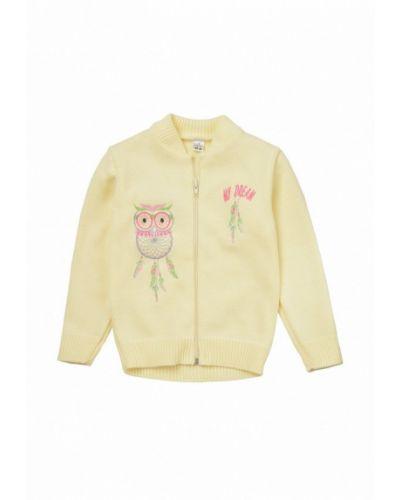 Джемпер желтый фламинго текстиль