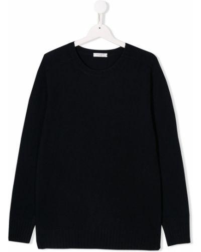 Пуловер круглый синий Paolo Pecora Kids