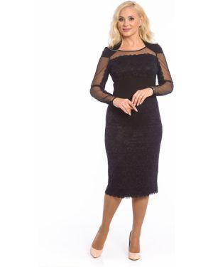 Вечернее платье сетчатое платье-сарафан Merlis